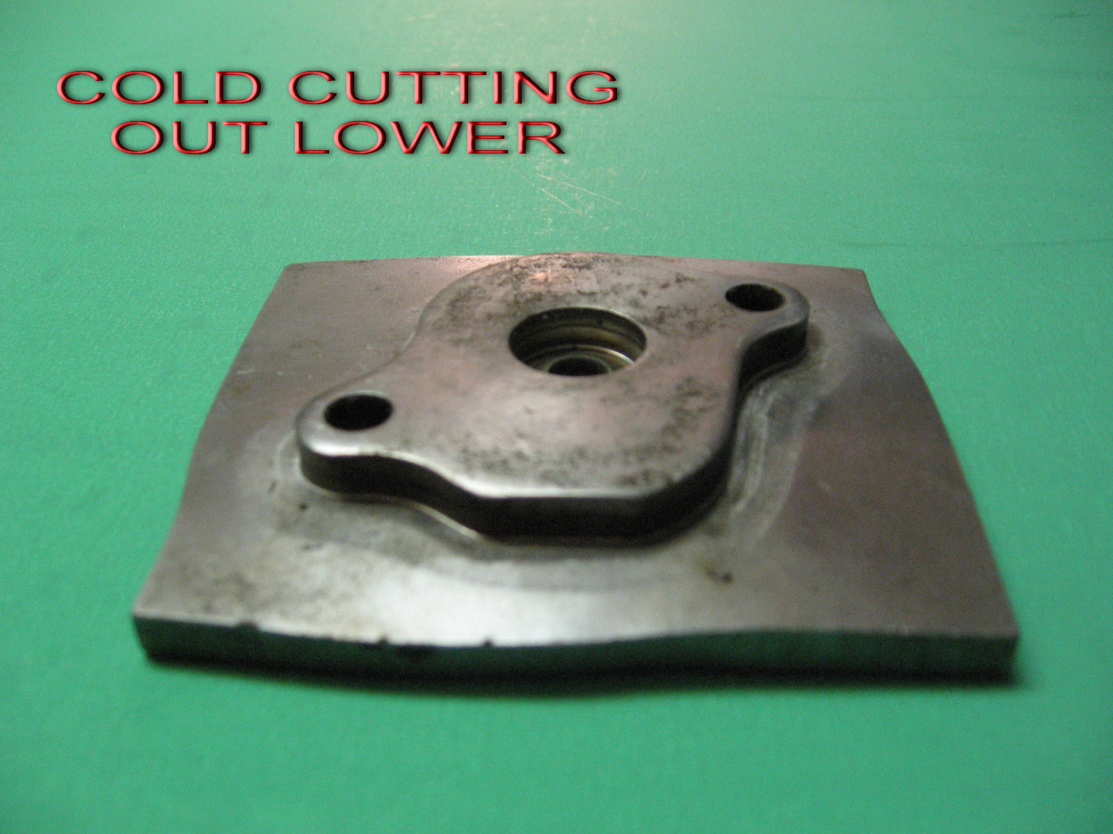 Cold cutting