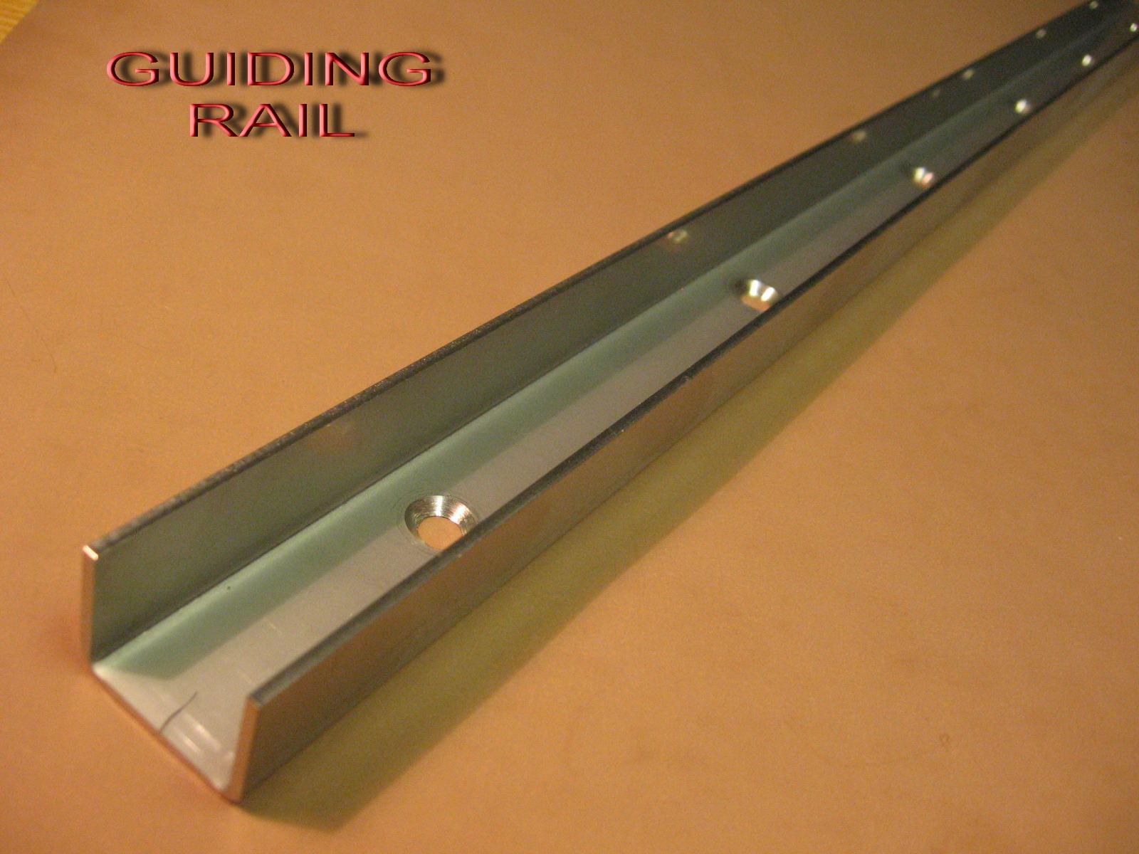 Roller guiding