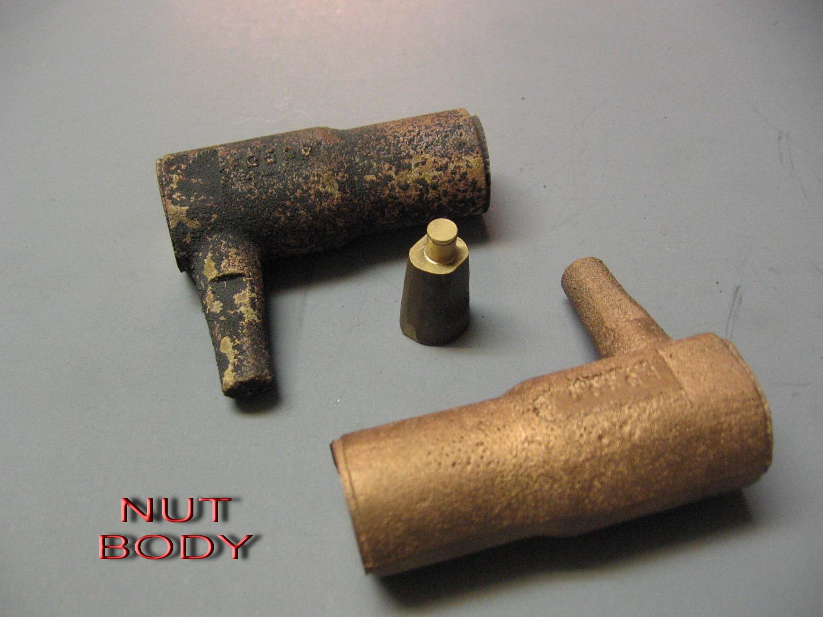 Nut body